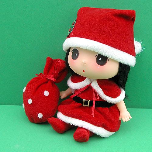 [ddung迷糊娃娃]圣诞可爱娃娃_第1页_韩国进口饰品站