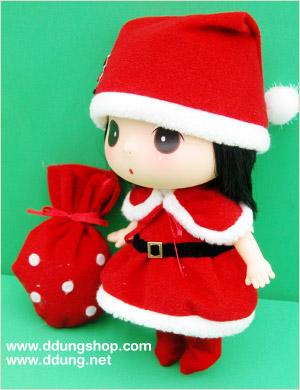 [ddung迷糊娃娃]圣诞可爱娃娃